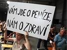 Veřejné projednávání o plánu na rozšíření letiště Vodochody (23.7.2013)