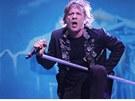 Koncert kapely Iron Maiden v pra�sk�m Edenu (29. �ervence 2013)