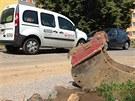 Havárie řadu v pražských Kobylisích odřízla od pitné vody 50 tisíc lidí