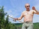 Putin u� v minulosti proslul n�kolika dobrodru�n�mi kousky (26. �ervence)