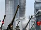 Severní Korea oslavila 60. výročí podpisu příměří, jímž skončila korejská...