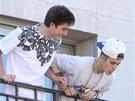 Justin Bieber poslal svým fanynkám svou DNA.