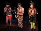 Z inscenace Kdyby tisíc klarinetů v divadle Semafor