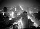 Detroit na snímku z roku 1942.