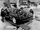 Automobilová novinka z roku 1990.