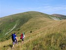 Hřebenovka Velké Fatry, výstup na Ostredok (1 592 m)