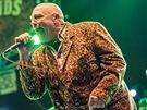Bad Manners byli nejopilejšími hvězdami prvního dne festivalu Mighty Sounds