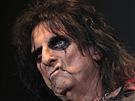 Alice Cooper vystoupil 26.7. 2 2013 v brněnské Kajot Aréně.