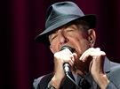 Leonard Cohen v pražské O2 areně, 21. července 2013