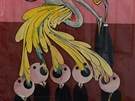 Z výstavy Gerald Scarfa v Museu Kampa