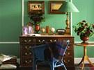Zelená je symbolem přírodní energie. Znamená pro nás bezpečí a do domovů...