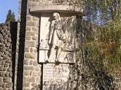 Hrob Maryčky Magdonové na Starých Hamrech.