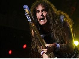 Koncert kapely Iron Maiden v pražském Edenu (29. července 2013)