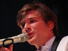 Vojta Dyk a B-Side Band ve Znojmě