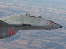 Letoun MiG-29 ve službách americké výcvikové společnosti Air USA