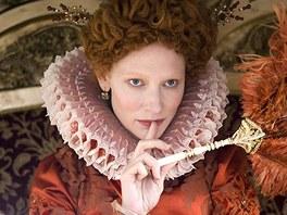 Cate Blanchettov� ve filmu Kr�lovna Al�b�ta: Zlat� v�k (2007)