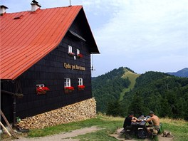 Chata pod Borišovem