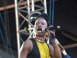 Acoustic Africa (Colours of Ostrava 2013)
