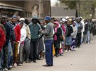 V Zimbabwe začaly volby.
