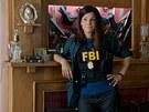 Sandra Bullocková v komedii Drsňačky.