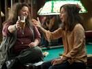 Sandra Bullocková a Mellissa McCarthy v komedii Drsňačky.