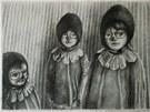 Filip Buryán: Sestry (dílo přihlášené do přehlídky Samorosti 2013)