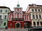 Rekonstrukce a přístavba domu U Špuláků na Velkém náměstí v Hradci Králové od