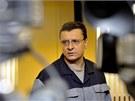 Krajský soud zamítl žádost Jiřího Cimbála o nový proces (31.7.2013).