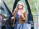 Lindsay Lohanová opouští léčebnu. (30. července 2013)