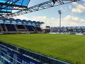 5000 M�ST. Kapacita mladoboleslavsk�ho stadionu se v lize �ad� mezi ty...