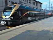 Zvýšení rychlosti využijí také jednoty Flirt Leo Expressu. Mohou uhánět