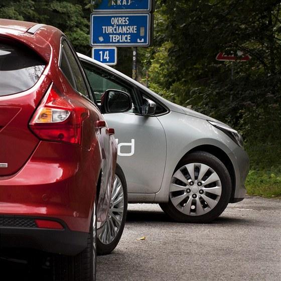 Test spot�eby: Benz�nov� turbo dob�h� naftu