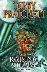 Obálka knihy Raising Steam