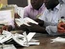 V Zimbabwe začalo sčítání hlasů (1. srpna)