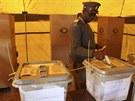 Probíhající volby jsou pro africký stát velkou událostí. Volí se totiž nejen...