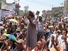 Protesty Mursího podporovatelů (2. srpna)