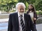 Dozorující státní zástupce Petr Jirát přichází do budovy Krajského soudu v...