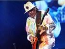 Pražský koncert Carlose Santany v rámci jeho World Tour 2013 v O2 Aréně.