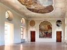 Václav Vavřinec Reiner: freska v královském sále zbraslavského kláštera