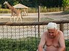Safarikemp v dvorské zoo