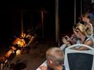 Noční safari projížďka v dvorské zoo