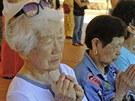 V modlitbách si lidé připomněli hirošimské výročí i v Japonském americkém...