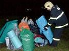 V noci na středu 7. srpna hasiči evakuovali v noci asi 30 dětí z vodáckého...