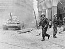 Okupace v srpnu 1968 v Liberci.