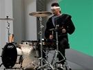 Nová skupina Kryštofa Michala Portless při natáčení videoklipu k singlu Dream a