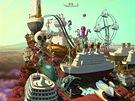 Z animovaného filmu Futurologický kongres
