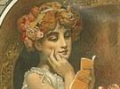 Alfons Mucha: Warnerové korzety