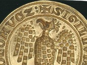 Pečeť Olomouce z roku 1314.