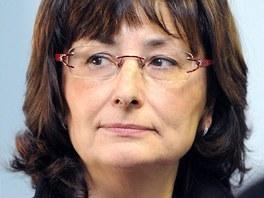 Diabetoložka Terezie Pelikánová