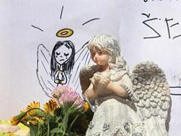 Malá Klárka byla podle kamarádek andílkem, který dokázal rozesmát a potěšit....